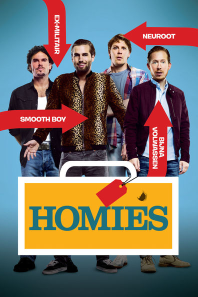 Movies Homies poster
