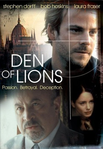 Den of Lions cast, synopsis, trailer and photos.