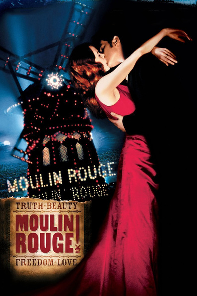Movies Moulin Rouge! poster