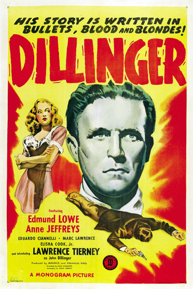 Dillinger cast, synopsis, trailer and photos.