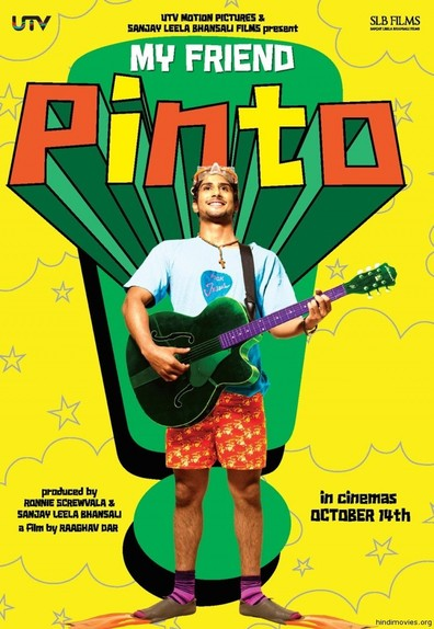 My Friend Pinto cast, synopsis, trailer and photos.