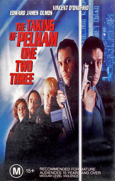 Movies The Taking of Pelham One Two Three poster