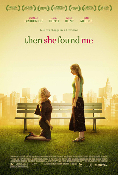 Movies Then She Found Me poster