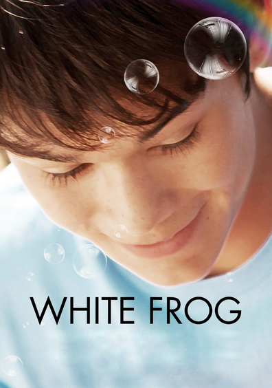 Movies White Frog poster