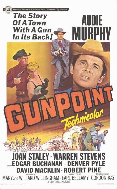 Gunpoint cast, synopsis, trailer and photos.