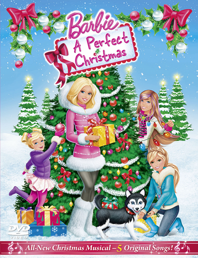 Movies Barbie: A Perfect Christmas poster