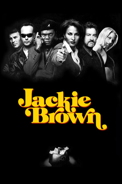 Movies Jackie Brown poster