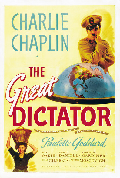 The Great Dictator cast, synopsis, trailer and photos.
