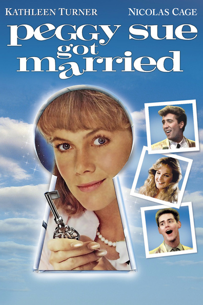 Movies Peggy Sue Got Married poster