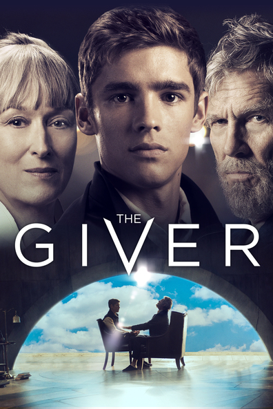 Movies The Giver poster