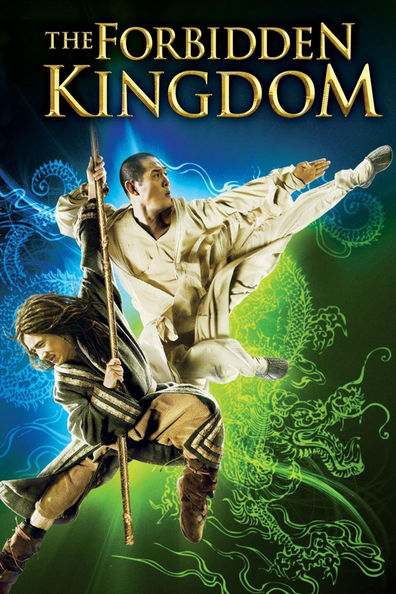 Movies The Forbidden Kingdom poster