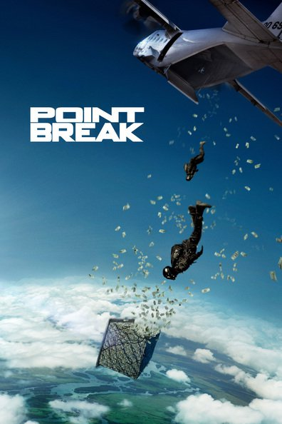 Point Break cast, synopsis, trailer and photos.