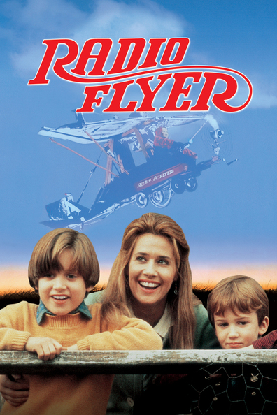 Movies Radio Flyer poster