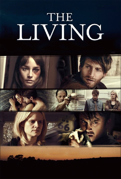 Movies The Living poster