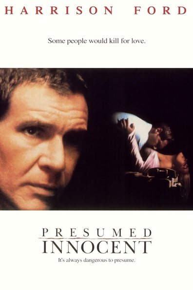 Movies Presumed Innocent poster