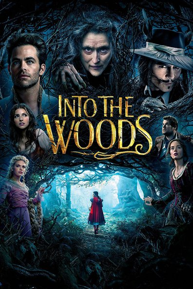 Movies Into the Woods poster