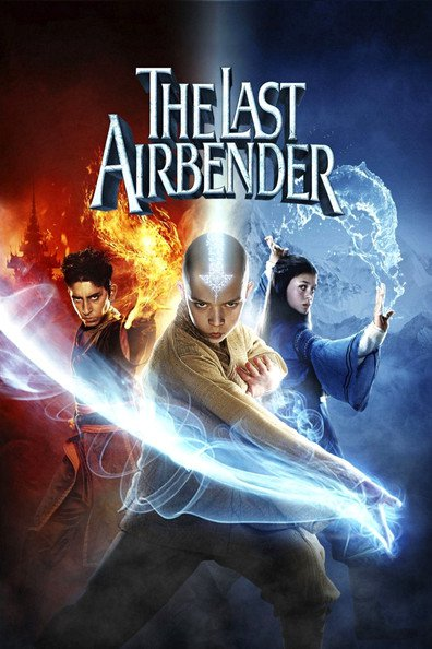 Movies The Last Airbender poster