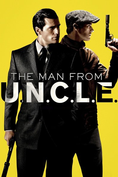 Movies The Man from U.N.C.L.E. poster