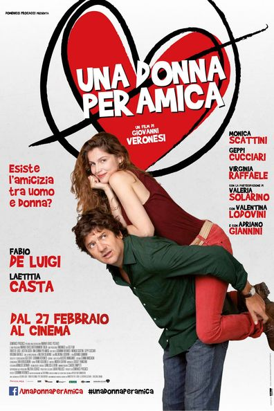 Una Donna per Amica cast, synopsis, trailer and photos.
