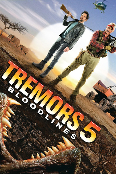 Tremors 5: Bloodlines cast, synopsis, trailer and photos.