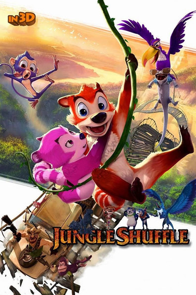 Jungle Shuffle cast, synopsis, trailer and photos.