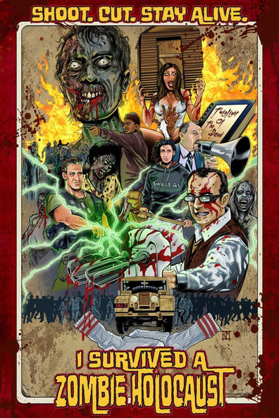 I Survived a Zombie Holocaust cast, synopsis, trailer and photos.