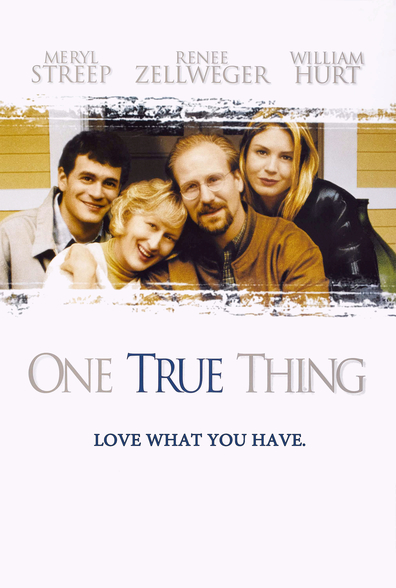 Movies One True Thing poster