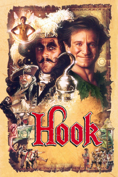 Hook cast, synopsis, trailer and photos.