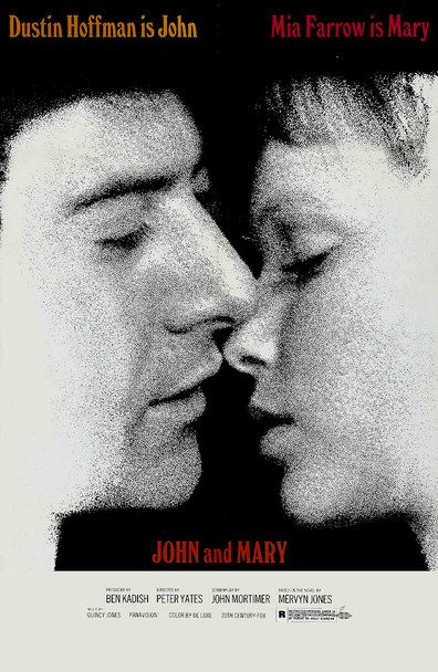 Movies John and Mary poster