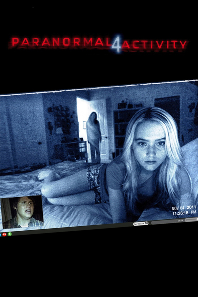 Movies Paranormal Activity 4 poster