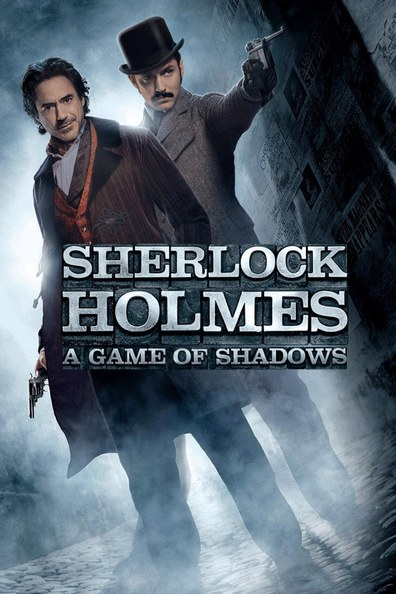 Movies Sherlock Holmes: A Game of Shadows poster