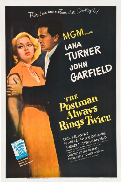 The Postman Always Rings Twice cast, synopsis, trailer and photos.