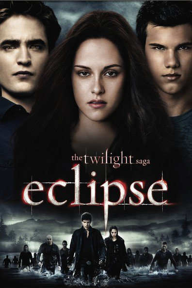 The Twilight Saga: Eclipse cast, synopsis, trailer and photos.
