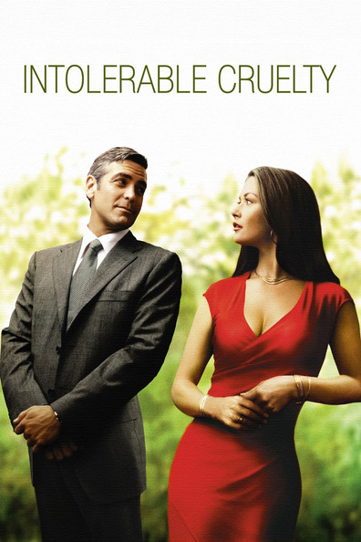 Movies Intolerable Cruelty poster