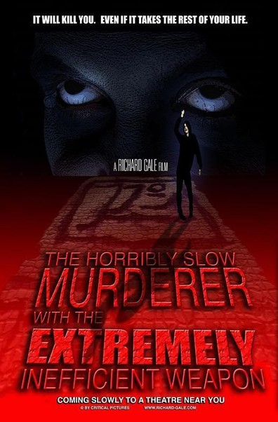 The Horribly Slow Murderer with the Extremely Inefficient Weapon cast, synopsis, trailer and photos.