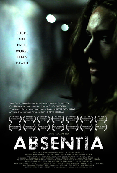 Movies Absentia poster