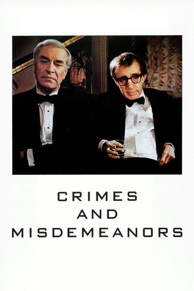 Movies Crimes and Misdemeanors poster