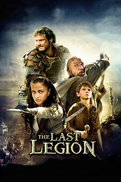 Movies The Last Legion poster