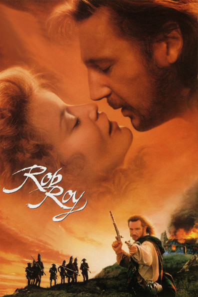 Movies Rob Roy poster