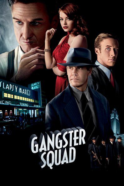 Movies Gangster Squad poster