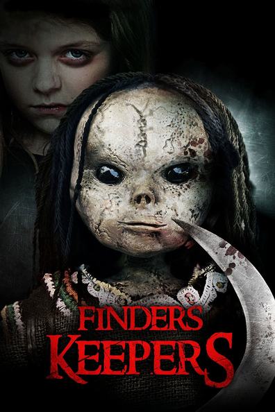 Movies Finders Keepers poster