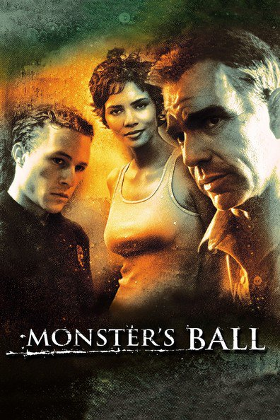 Movies Monster's Ball poster