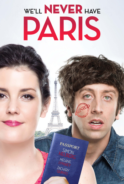 Movies We'll Never Have Paris poster