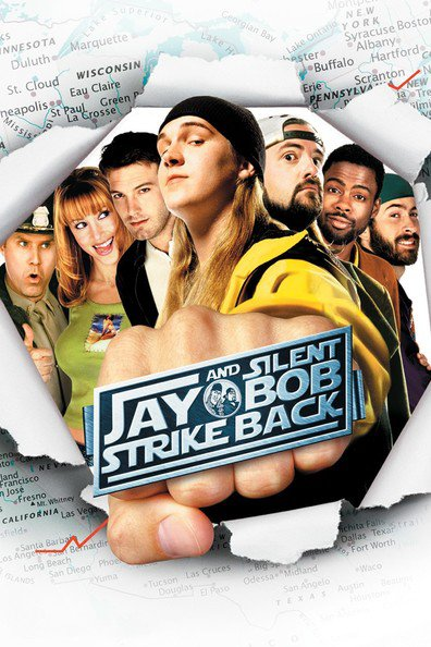 Jay and Silent Bob Strike Back cast, synopsis, trailer and photos.