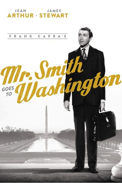 Movies Mr. Smith Goes to Washington poster