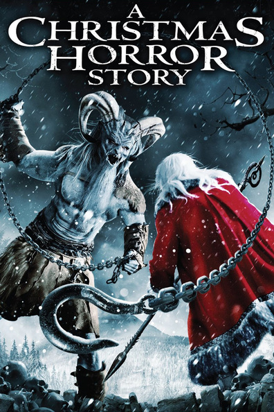 A Christmas Horror Story cast, synopsis, trailer and photos.
