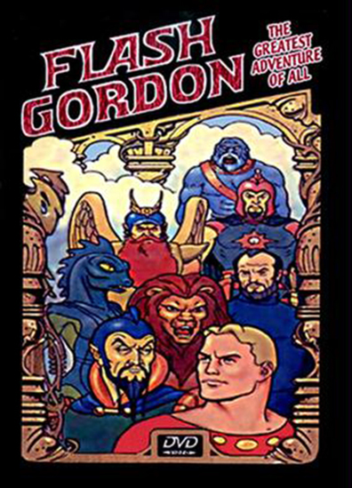 Flash Gordon: The Greatest Adventure of All cast, synopsis, trailer and photos.