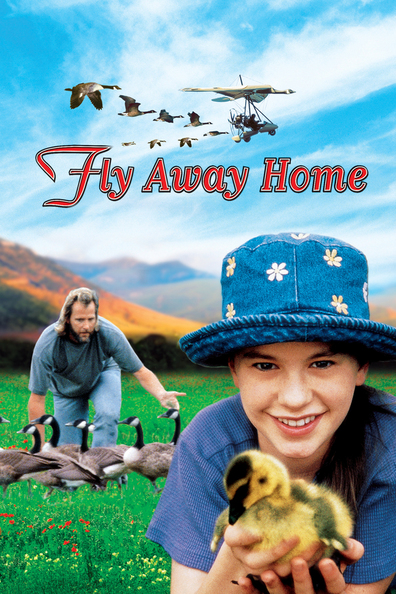 Movies Fly Away Home poster