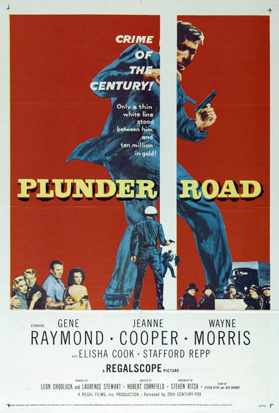 Plunder Road cast, synopsis, trailer and photos.