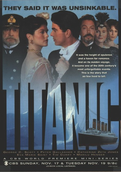 Titanic cast, synopsis, trailer and photos.
